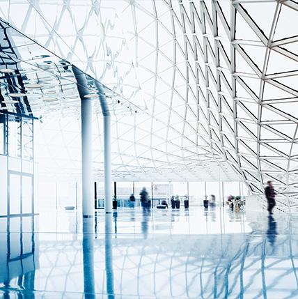 Wir sind die Architekten des Lichts